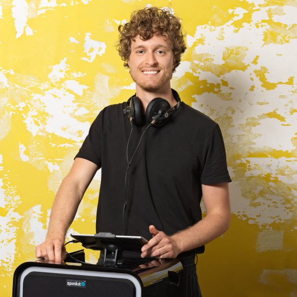 Spinkit DJ Alec Todd