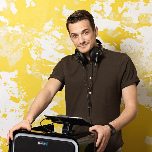 Spinkit DJ Ayal Oost 2018