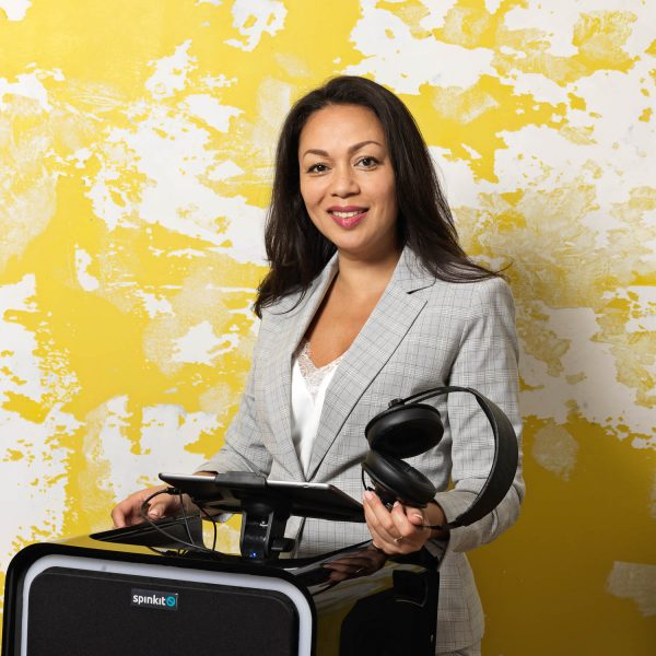Spinkit DJ Lara Kowsoleea 2018