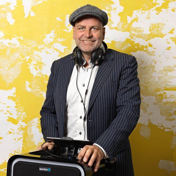 Spinkit DJ Marcel Fokker 2018