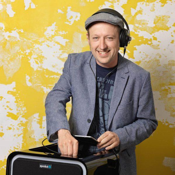 Spinkit DJ Nils Vink 2018