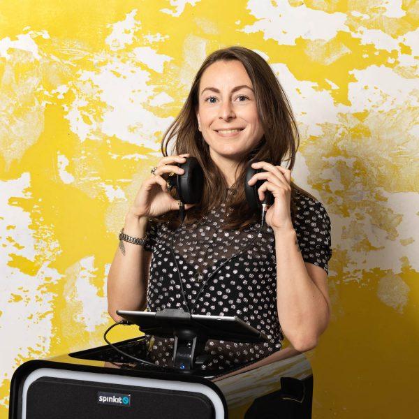 Spinkit DJ Tatum Hoetmer 2018